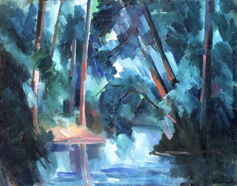Морис де Вламинк. Деревья