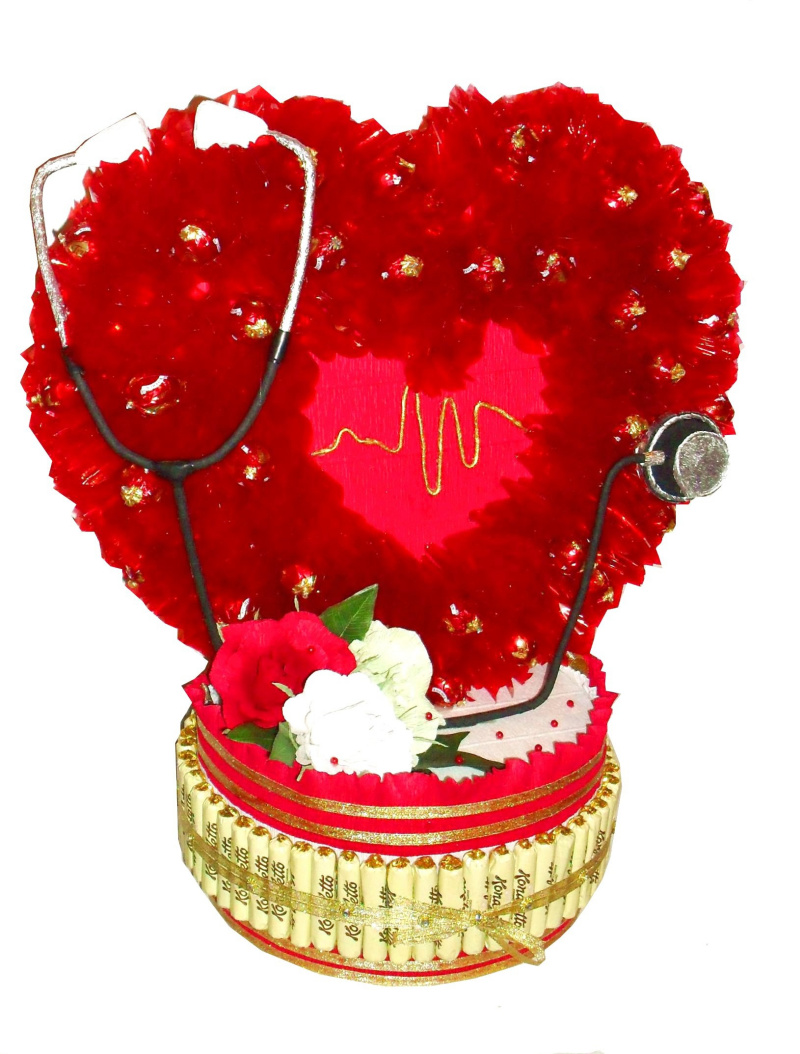 Доброе, открытка с днем кардиолога