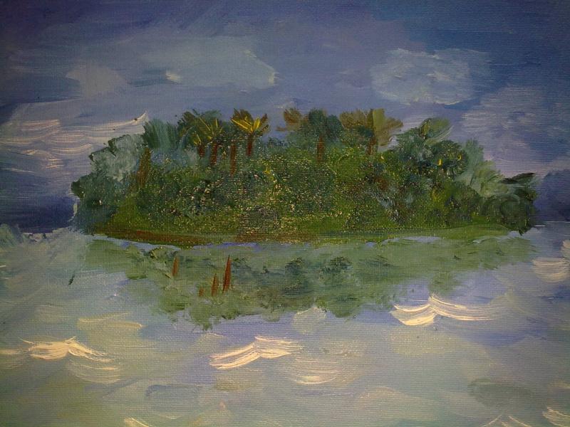Ева Ярмолюк. Райский остров