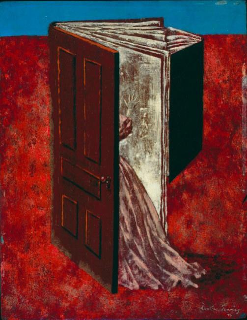 Dorothea Tunning. Notebook