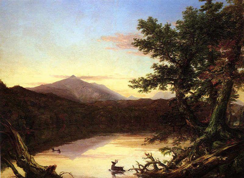 art history thomas cole Thomas cole [english-born american hudson river school painter, 1801-1848] guide to pictures of works by thomas cole in art museum sites and image archives worldwide.