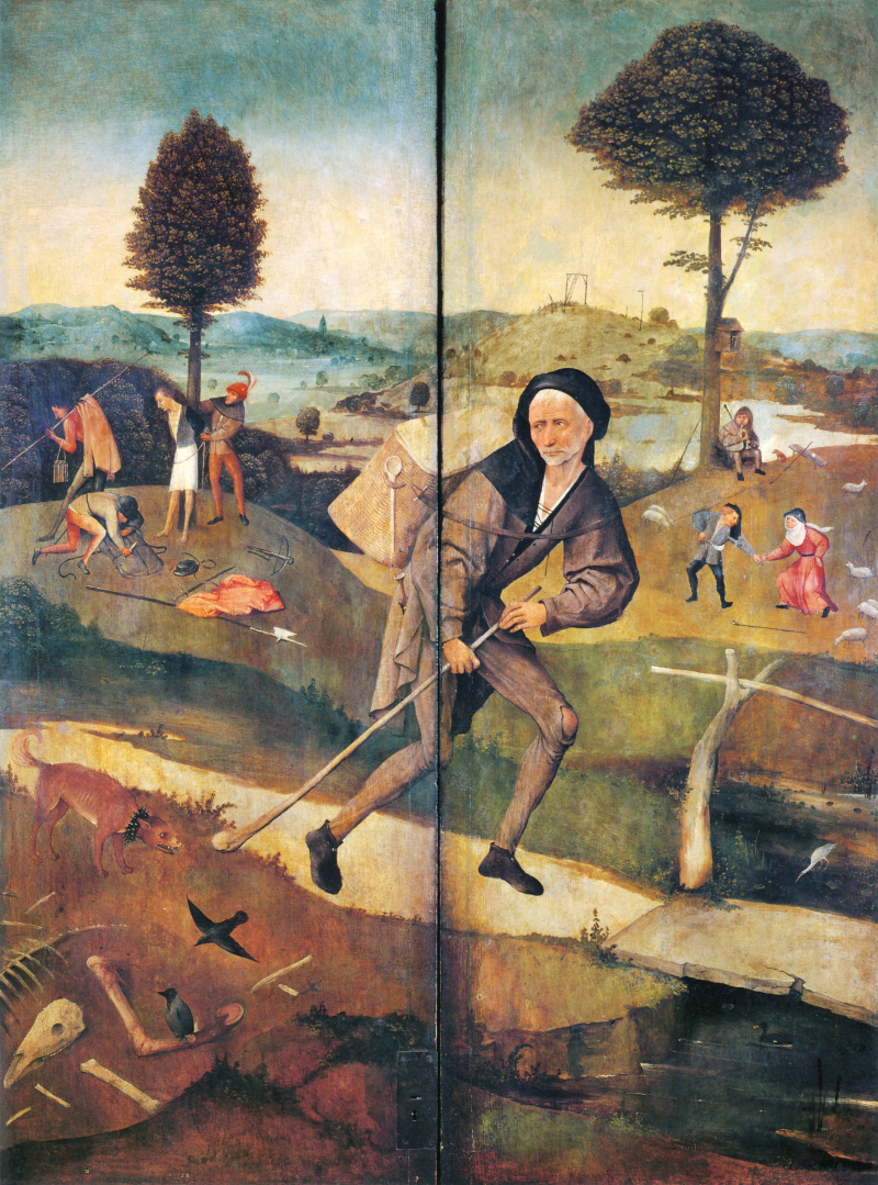 an analysis of life of hieronymus bosch 8 bizarre facts about hieronymous bosch (like many aspects of bosch's life hieronymus bosch: visions and nightmares.