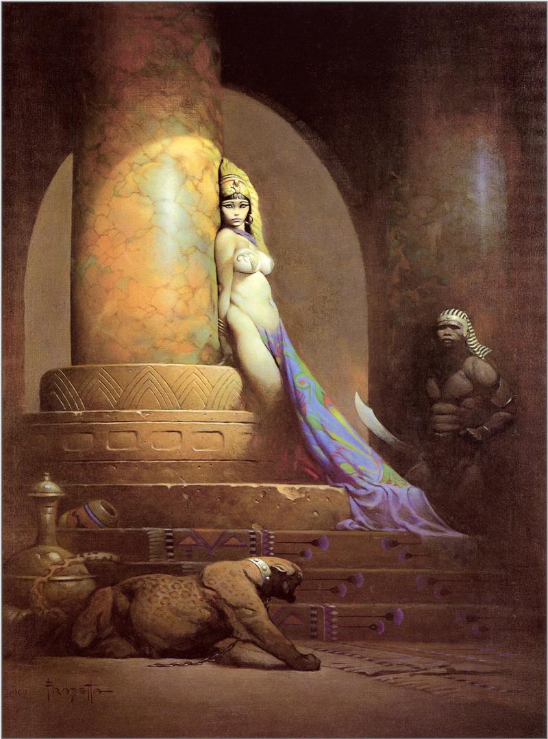 Nude egyptian fantasy art porncraft photos