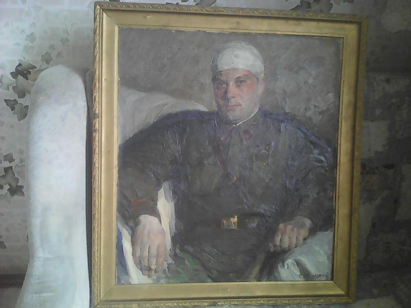 Сергей Васильевич Поздняков. Яков Розенфельд