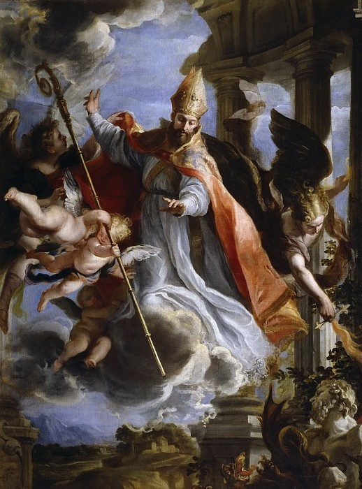 Клаудио Коэльо. Триумф Святого Августина