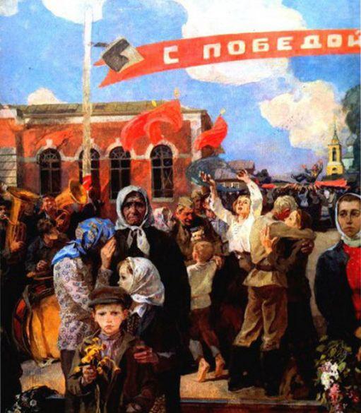 Александр Федорович Новоселов. Возвращение