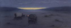 Iskander Ulumbekov. Death Valley in California