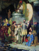 Prince Michael of Chernigov before you bet Batu