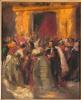 Костюмированный бал во дворце Тюильри