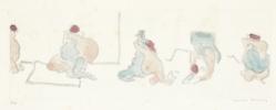 Доротея Таннинг. Японские сцены