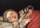 Бернардо Строцци. Сон ребенка