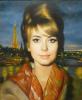 Дневная красота на фоне Парижа или Катрин Денев в образе