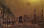 The Docks Of Glasgow