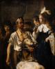 Усекновение главы Иоанна Крестителя (мастерская Рембрандта ван Рейна, авторство не подтверждено)