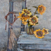 Sunflowers. 2012