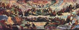 Jacopo (Robusti) Tintoretto. Paradise