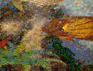 Фрагмент мозаики в частном отеле
