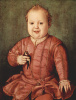 Portrait of Giovanni Medici in childhood