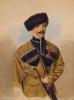Портрет неизвестного в черкеске