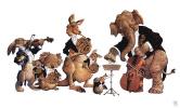 Скотт Густафсон. Животный оркестр 1