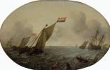 Корабли в ветреную погоду