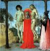 Святой Иероним, поддерживающий двух казненных