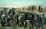Isaak Izrailevich Brodsky. The shooting of the 26 Baku Commissars