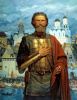 The Holy Prince Dmitry Donskoy