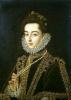Portrait of the Infanta Catalina Micaela Austrian