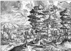 """Питер Брейгель Старший. Отдых на пути в Египет. Серия """"Большие пейзажи"""""""