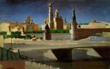 Архип Иванович Куинджи. Москва. Вид на Кремль со стороны Замоскворечья