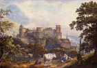 Карл Филипп Фор. Гейдельбергский замок