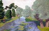 Landscape. Arques-La-Bataille