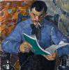 Портрет художника Бурданова