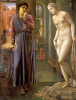 Pygmalion and the statue: the hand dares