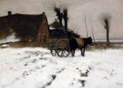 Ферма зимой