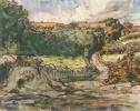 Landscape in the Greville