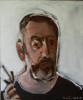 Автопортрет (умалишенный, изображающий себя живописцем)
