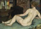 Луи Анкетен. Лежащая обнаженная. 1891