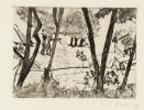 Купальщицы на реке Альстер