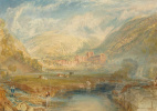 Joseph Mallord William Turner. Abbey Rival