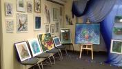 Синяя Выставка 2016