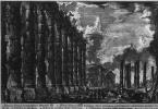 Джованни Баттиста Пиранези. Руины храма Антонина Пия