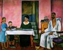 Семейный портрет (сиенский)