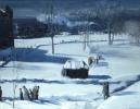 Синий снег, Бэттери-парк