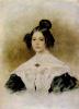 Женский портрет . 1830-е