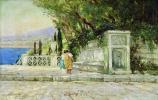 Генрих Ипполитович Семирадский. Римский пейзаж