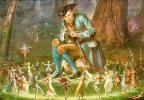 Уильям Холмс Салливан. Танец маленьких людей