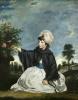 Portrait of Lady Carolina Howard