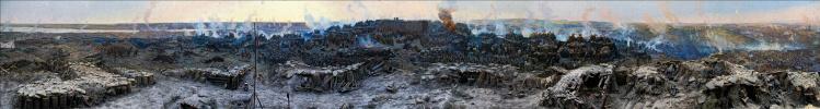Франц Алексеевич Рубо. Оборона Севастополя 1854-1855 гг.